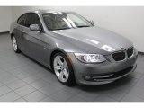 2011 Space Gray Metallic BMW 3 Series 328i Coupe #78880246