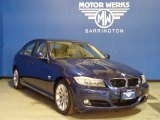2011 Deep Sea Blue Metallic BMW 3 Series 328i xDrive Sedan #78879713