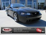 2003 Black Ford Mustang Cobra Coupe #78880356