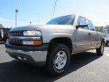 1999 Chevrolet Silverado 1500 Light Pewter Metallic