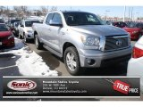 2008 Silver Sky Metallic Toyota Tundra Limited Double Cab 4x4 #78879699