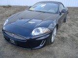 2010 Indigo Blue Metallic Jaguar XK XK Convertible #78879696
