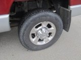 Dodge Ram 3500 2006 Wheels and Tires