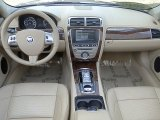 2010 Jaguar XK XK Convertible Dashboard