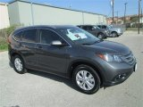 2012 Polished Metal Metallic Honda CR-V EX-L #78879838