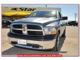 2010 Mineral Gray Metallic Dodge Ram 1500 ST Quad Cab #78880229