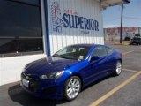 2013 Shoreline Drive Blue Hyundai Genesis Coupe 2.0T #78879817