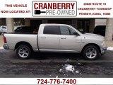 2010 Light Graystone Pearl Dodge Ram 1500 Big Horn Crew Cab 4x4 #78879951