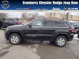 2014 Black Forest Green Pearl Jeep Grand Cherokee Laredo 4x4 #78879944