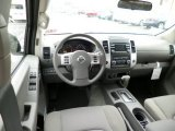 2013 Nissan Frontier SV V6 Crew Cab 4x4 Dashboard