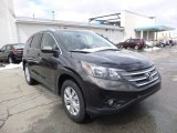 2013 Kona Coffee Metallic Honda CR-V EX-L AWD #78940071