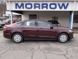 2013 Bordeaux Reserve Red Metallic Ford Fusion S #78939672
