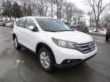 2013 White Diamond Pearl Honda CR-V EX AWD #78940067