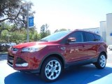 2013 Ruby Red Metallic Ford Escape Titanium 2.0L EcoBoost #78939664