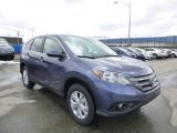 2013 Twilight Blue Metallic Honda CR-V EX AWD #78940062