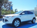 2013 Oxford White Ford Escape SE 2.0L EcoBoost #78939661