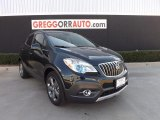 2013 Carbon Black Metallic Buick Encore Leather #78939929