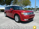 2010 Red Candy Metallic Ford Flex SEL #78939926