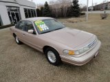 Ford Crown Victoria 1996 Data, Info and Specs