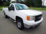 2009 GMC Sierra 2500HD Summit White
