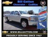 2013 Silver Ice Metallic Chevrolet Silverado 1500 LT Crew Cab 4x4 #78940187