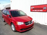 2013 Redline 2 Coat Pearl Dodge Grand Caravan SXT #78940278