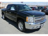 2013 Fairway Metallic Chevrolet Silverado 1500 LT Crew Cab 4x4 #78940033