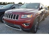 2014 Deep Cherry Red Crystal Pearl Jeep Grand Cherokee Limited #78939751