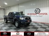 2012 Nautical Blue Metallic Toyota Tacoma V6 TRD Prerunner Access cab #78939621