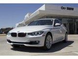 2013 Mineral White Metallic BMW 3 Series 328i Sedan #78939897