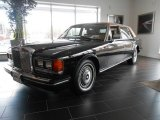 Rolls-Royce Silver Spur II 1991 Data, Info and Specs