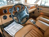Rolls-Royce Silver Spur II Interiors