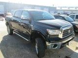 2008 Black Toyota Tundra Limited CrewMax 4x4 #78939616