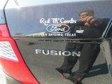 2011 Tuxedo Black Metallic Ford Fusion S #78939612