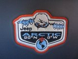 Jeep Liberty Badges and Logos