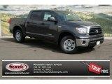 2013 Magnetic Gray Metallic Toyota Tundra CrewMax 4x4 #78939486