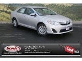 2013 Classic Silver Metallic Toyota Camry LE #78939469