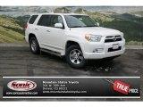 2013 Blizzard White Pearl Toyota 4Runner SR5 4x4 #78939464