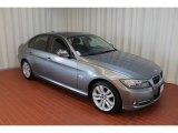 2010 Space Gray Metallic BMW 3 Series 335i xDrive Sedan #78939597