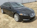 2013 Jaguar XF Ebony