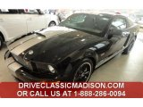 2007 Black Ford Mustang Shelby GT Coupe #78939989