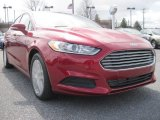 2013 Ruby Red Metallic Ford Fusion SE 1.6 EcoBoost #78939982