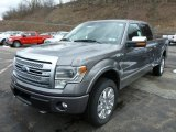 Sterling Gray Metallic Ford F150 in 2013