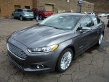 2013 Ford Fusion Sterling Gray Metallic