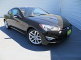 2013 Black Noir Pearl Hyundai Genesis Coupe 3.8 Grand Touring #78939847