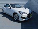 2013 White Satin Pearl Hyundai Genesis Coupe 2.0T Premium #78939846