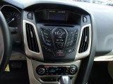 2012 Ford Focus SEL Sedan Controls