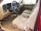 GMC Sierra 2500 Interiors