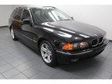 2000 Jet Black BMW 5 Series 528i Wagon #78939957