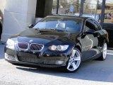 2009 Jet Black BMW 3 Series 335i Convertible #78939832